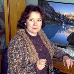 Никифорова Зинаида Степановна